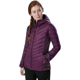 Berghaus Tephra Chaqueta Plumón Strech Reflect Mujer, winter bloom